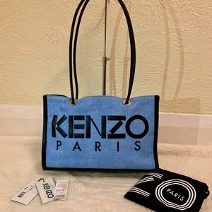 FIRM‼️ 💘 HOST PICK 💘 authentic kenzo small tote